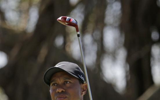 Tiger in the mix at Doral