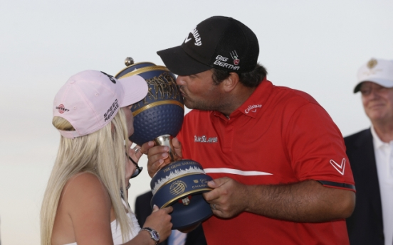 Reed captures win at Doral