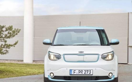 [Weekender] Kia Soul defends Korea's pride in EV market