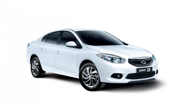 [Weekender] Renault Samsung's SM3 Z.E. leads market