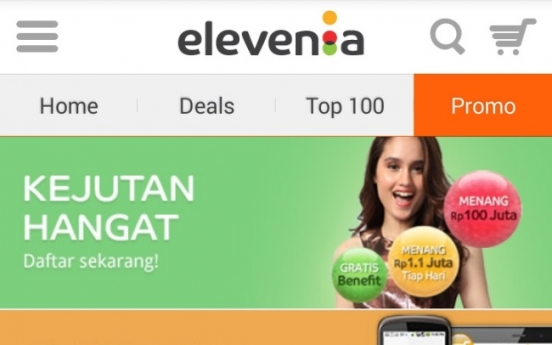 SK Planet eyes Indonesia's e-commerce market