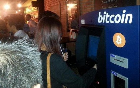 Singapore gets first bitcoin-based ATM