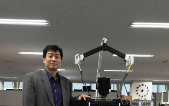 Korea may see first disaster relief robot