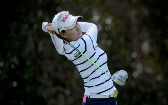 Kerr, Salas tied for lead at LPGA's Kia Classic