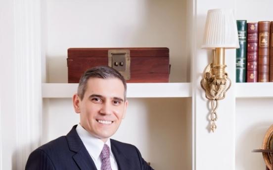 Ritz-Carlton Seoul names new general manager