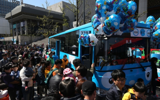 [Newsmaker] Animated character buses smash hit with kids