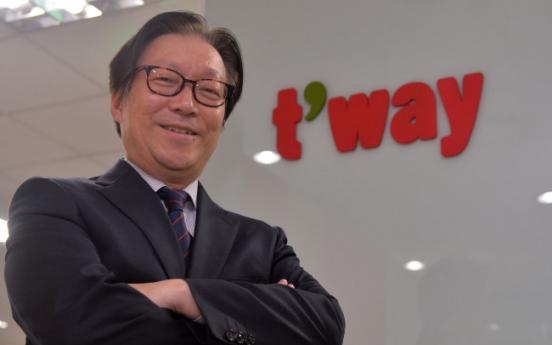 [Herald Interview] Tiny T'way reaps rewards of efficiency