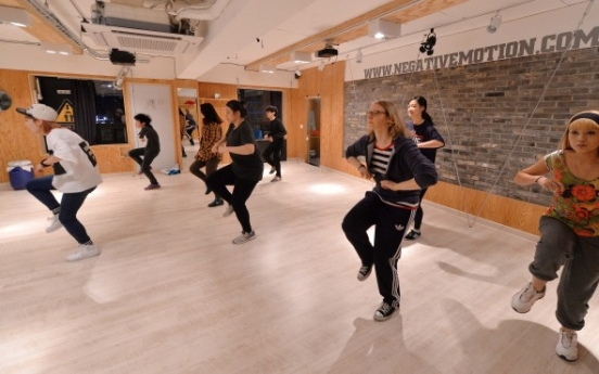 [Weekender] Dancing like K-pop stars