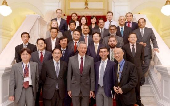 Strong support for leaders 'good for Asia'