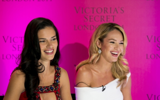 Victoria's Secret announces London show
