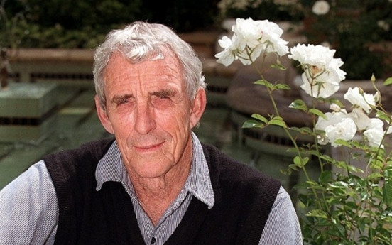 Peter Matthiessen tackled experience of being human