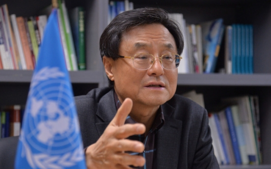 [Herald Interview] 'E-government key to good governance'