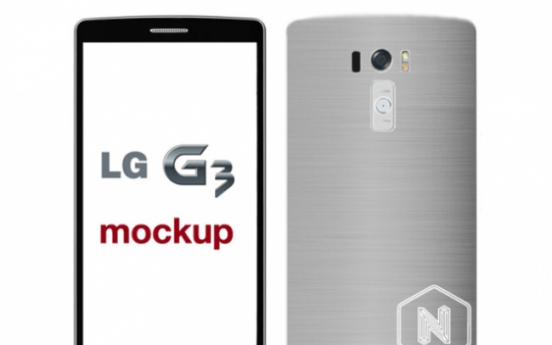 LG to unveil G3 in May