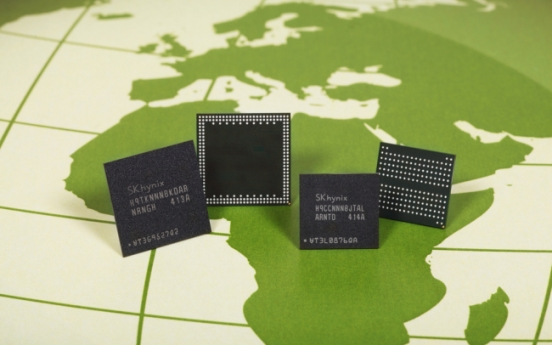 SK hynix certified for low-carbon footprint