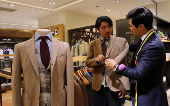 [Weekender] Menswear undergoes smart evolution