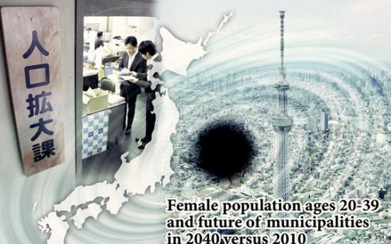Japan's shrinking society