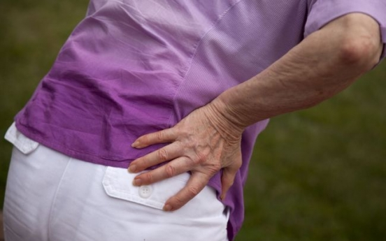 Majority of spinal stenosis patients are women: report