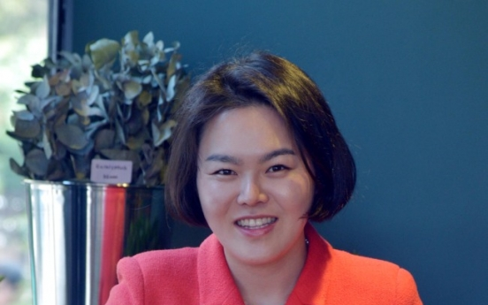 [Herald Interview] Florist Audrey Oh on haute world of flowers