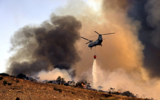 Studies say wildfires worse due to global warming