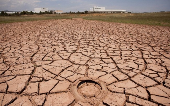 April global temperatures tied for highest since 1880