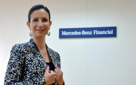 [Herald Interview] Financial services broaden Mercedes appeal