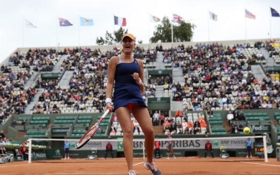 Li Na ousted at French Open