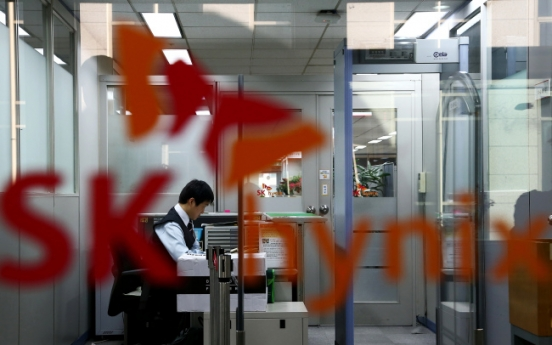 SK hynix signs deal to acquire U.S. flash solution provider