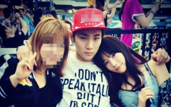 Are Taeyeon, Key dating?