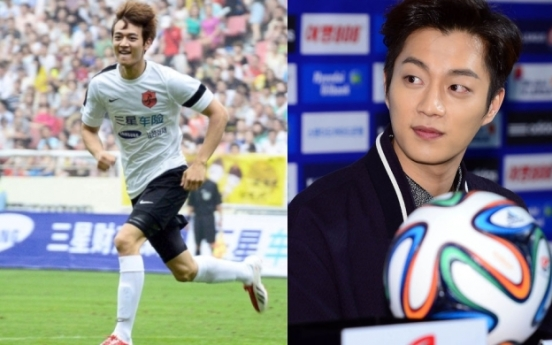 What if idols were soccer players?