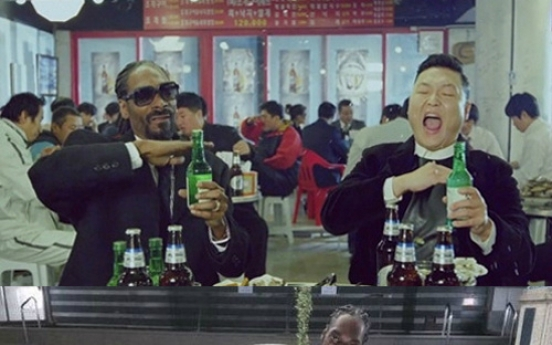 Psy to perform on street cheering for Korea's victory