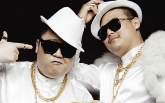 Crayon Pop's agency debuts male duo Zan Zan with 'Chicken Feet'