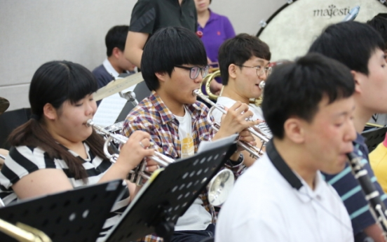 Fighting the challenges of disability with music
