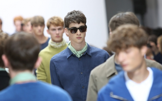 Modern meets traditional at London menswear shows