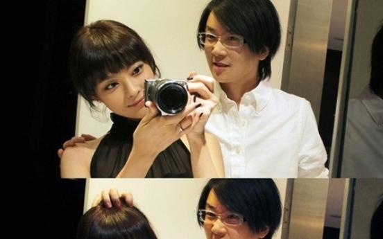 Seo Taiji's wife catches female stalker