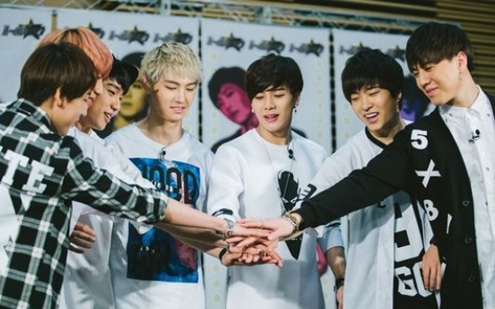 GOT7 Youngjae says 'Nichkhun is My Luck'
