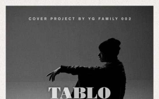 Tablo to release remake of Taeyang's 'Eyes, Nose, Lips'