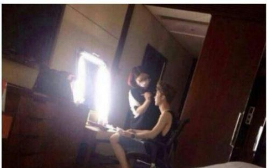 Hidden camera put in Luhan's room by crazy fan