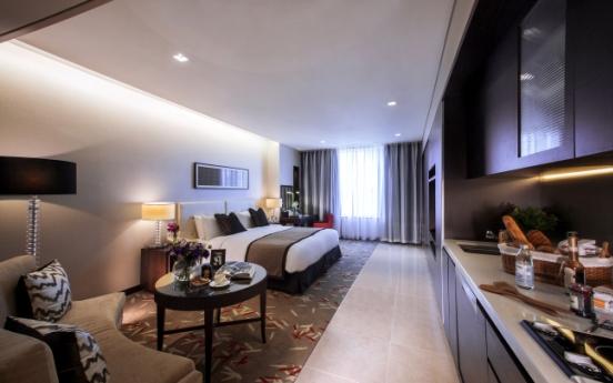 [Best Brand] Luxury space at Oakwood Premier Coex Center