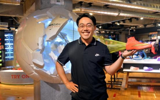[Herald Interview] Nike goes digital