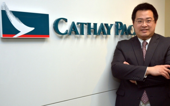 [Herald Interview] Cathay Pacific confident of value-for-money service