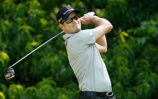 Three-way tie for lead in John Deere Classic