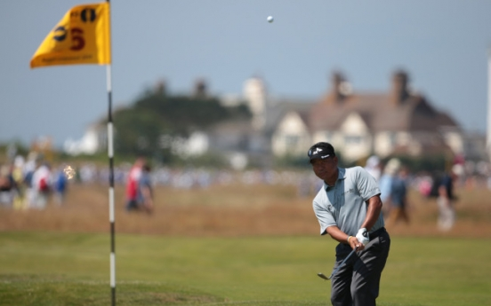 McIlroy, Tiger deliver at Brit Open