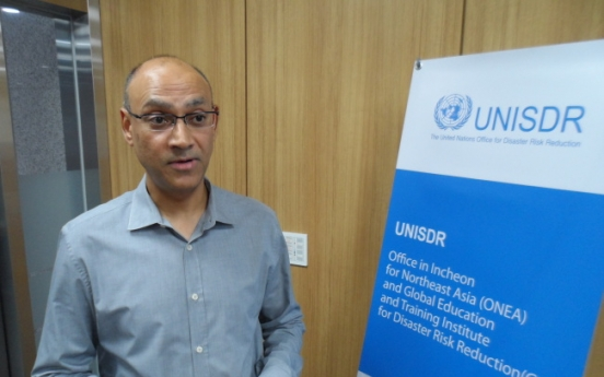 [Herald Interview] 'Learning, preparedness key to disaster risk reduction'