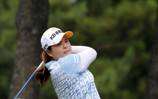 Asian stars excited for LPGA team showdown