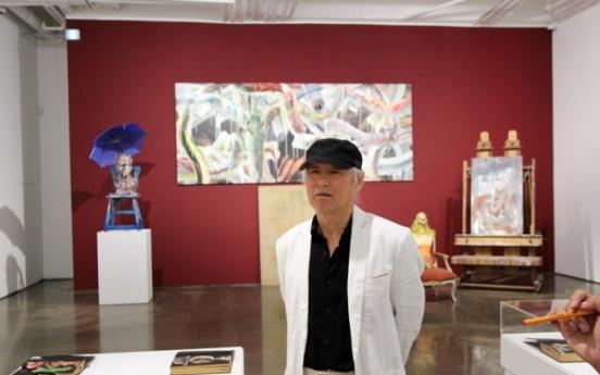 Kim Ku-lim: 'Trying new things is my job'