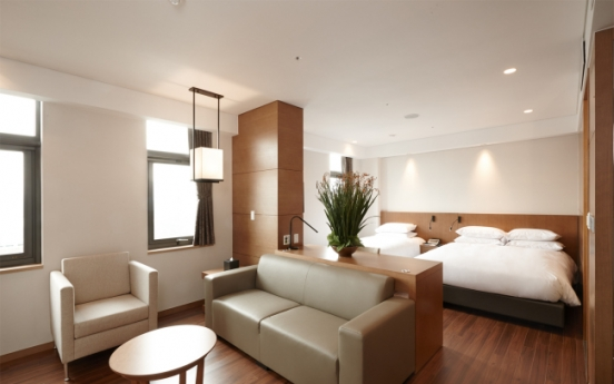 Mayfield opens business hotel in Dongdaemun