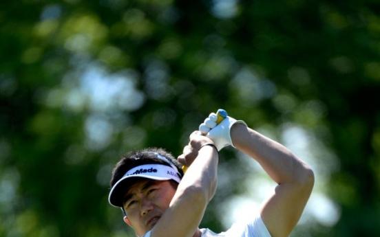 Putnam, Petrovic share Canadian Open lead