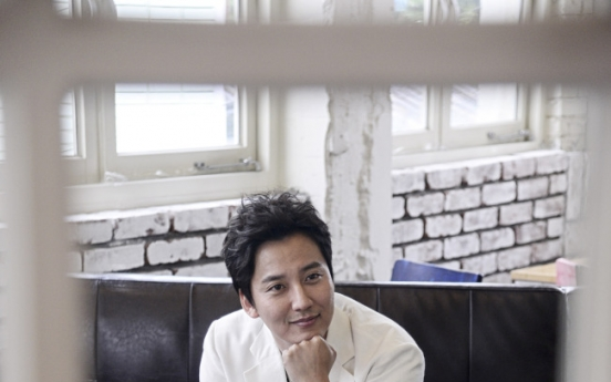[Herald Interview] Kim Nam-gil returns in perfectly tailored role
