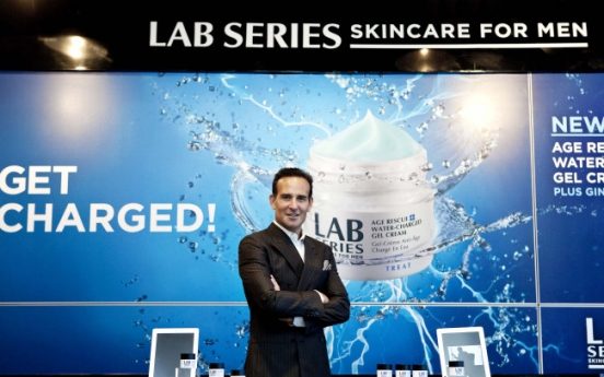 [Herald Interview] Lab Series campaigns for 'less is more'