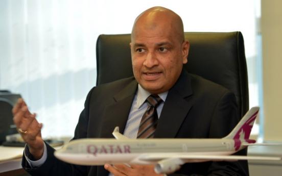 [Herald Interview] Qatar Airways to introduce bigger B777 on Korean route